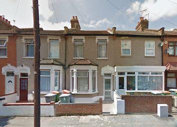Thumbnail 3 bedroom terraced house for sale in Blenheim Road, East Ham