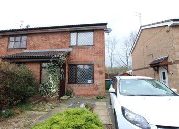 Thumbnail 2 bed semi-detached house to rent in Littleton Close, Great Sankey, Warrington