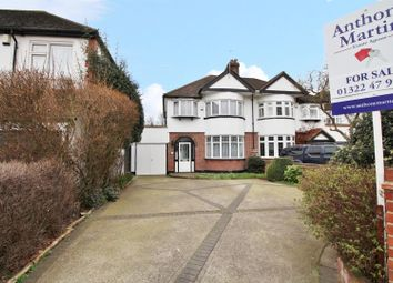 Thumbnail 3 bedroom semi-detached house for sale in Blendon Road, Bexley