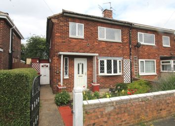 Thumbnail 2 bed semi-detached house for sale in Stonehill Rise, Scawthorpe, Doncaster