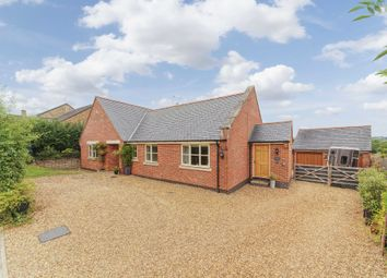 Thumbnail 3 bed detached bungalow for sale in Belton In Rutland, Rutland