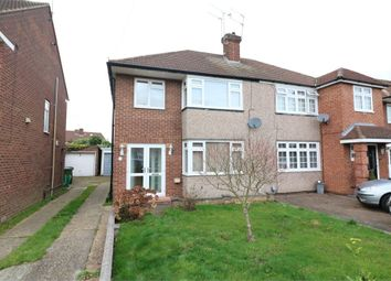 Thumbnail Semi-detached house to rent in Palmers Way, Cheshunt, Waltham Cross, Hertfordshire