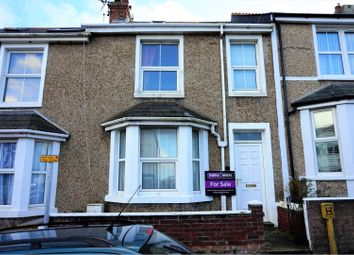 Thumbnail 3 bed terraced house for sale in Trevena Terrace, Newquay
