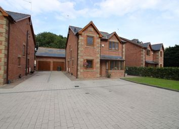 Thumbnail 3 bedroom detached house for sale in Manor Gardens, Bury
