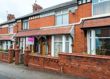 Thumbnail 3 bedroom terraced house for sale in Moor Road, Chorley