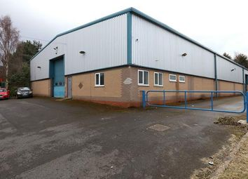 Thumbnail Light industrial to let in Unit C, Hamilton Road, Sutton In Ashfield, Nottingham