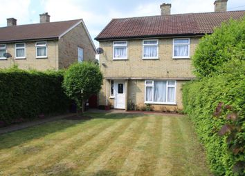Thumbnail 3 bed semi-detached house for sale in Bedford Road, Letchworth, Hertfordshire