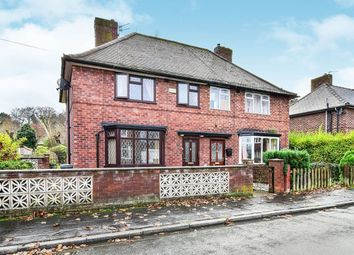 Thumbnail 3 bed semi-detached house for sale in Lawton Moor Road, Manchester