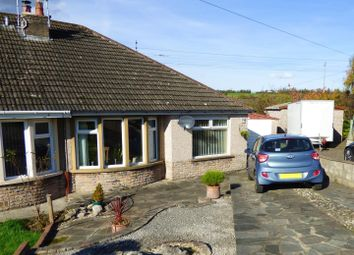 Thumbnail 2 bed semi-detached bungalow for sale in Westfield Drive, Bolton Le Sands, Carnforth