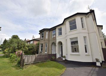 Thumbnail 4 bed semi-detached house for sale in Langton Grove Road, Charlton Kings, Cheltenham, Gloucestershire