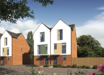 "Thumbnail 3 bed terraced house for sale in ""The Moseley"" at Langdon Road, St. Thomas, Swansea"