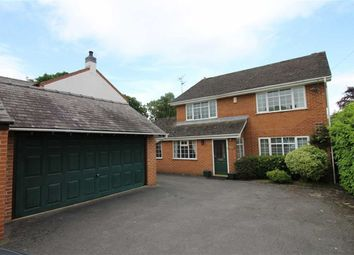 Thumbnail 4 bed detached house to rent in The Common, Quarndon, Derby