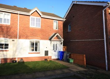 Thumbnail 3 bed end terrace house to rent in Latebrook Close, Goldenhill, Stoke-On-Trent