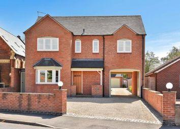 Thumbnail 5 bedroom detached house for sale in Hartshorne, Swadlincote, Derbyshire