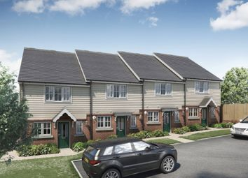 Thumbnail 2 bedroom terraced house for sale in Herschel Place, Hawkhurst, Cranbrook