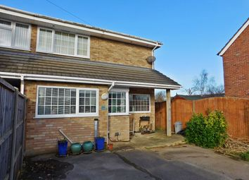 3 bed semi-detached house for sale in Cottes Way, Hill Head, Fareham PO14