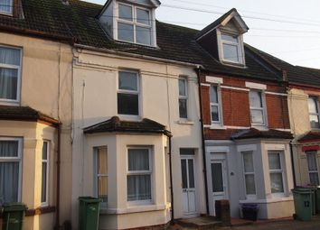 3 bed terraced house to rent in Fernbank Crescent, Folkestone CT19