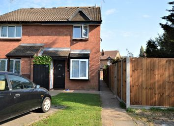 Thumbnail 1 bed end terrace house for sale in Berrydale Road, Hayes