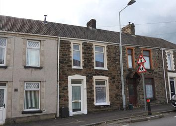 Thumbnail 3 bedroom property for sale in Chemical Road, Morriston, Swansea