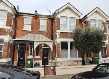 Thumbnail 4 bed terraced house for sale in Rochester Road, Southsea