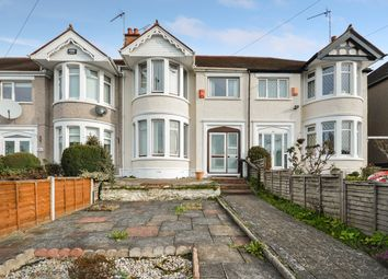 Thumbnail 3 bed terraced house for sale in Daventry Road, Cheylesmore, Coventry