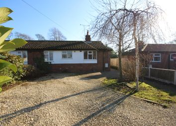 Thumbnail 3 bed bungalow for sale in West Avenue, Boston Spa, Wetherby