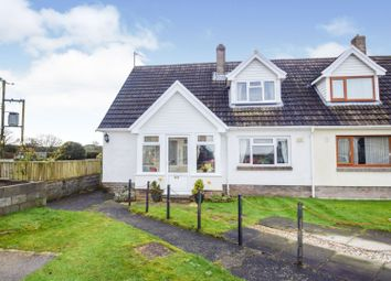 3 bed semi-detached bungalow for sale in Trewern, Llandysul SA44