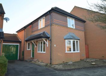 Thumbnail 3 bedroom link-detached house for sale in Wallinger Drive, Shenley Brook End, Milton Keynes
