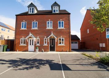 3 bed semi-detached house for sale in Songthrush Way, Wath-Upon-Dearne, Rotherham S63