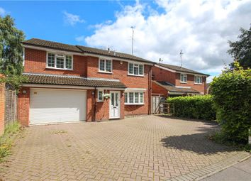 Thumbnail 5 bed detached house for sale in The Potteries, Farnborough, Hampshire