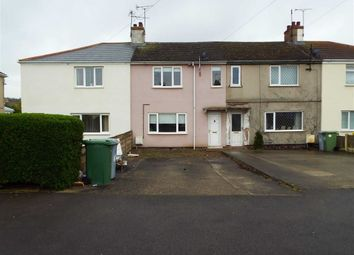Thumbnail 3 bed terraced house for sale in Crompton Road, Bilsthorpe, Nottinghamshire