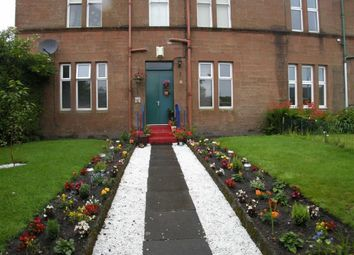Thumbnail 2 bed flat for sale in Moor Road, Balfron, Glasgow
