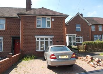 Thumbnail 3 bed end terrace house for sale in Kitts Green Road, Stechford