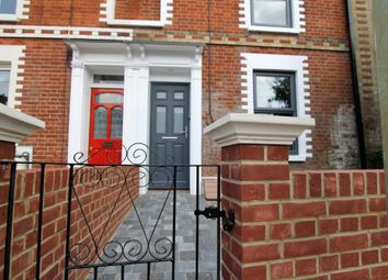 Thumbnail 3 bed terraced house to rent in Winchester Road, Romsey