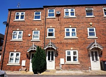 Thumbnail 4 bed town house for sale in Bakewell Lane, Hucknall