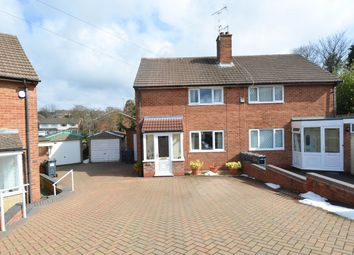 Thumbnail 2 bed semi-detached house for sale in Valbourne Road, Kings Heath, Birmingham