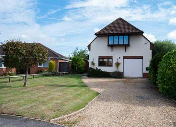 Thumbnail 3 bed detached house for sale in Amstel Close, Spalding