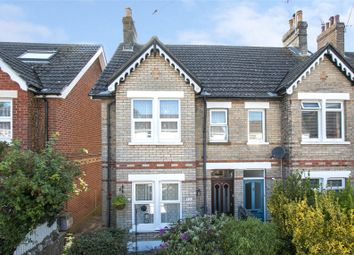 Thumbnail 3 bed semi-detached house for sale in Salterns Road, Lower Parkstone, Poole, Dorset