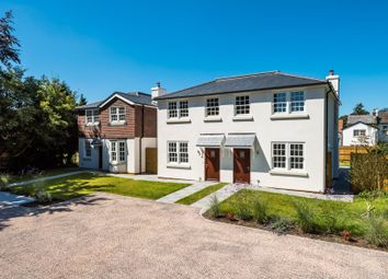 Thumbnail 3 bed semi-detached house for sale in Heath Close, Flanchford Road, Reigate, Surrey