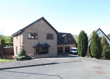 Thumbnail 5 bedroom detached house for sale in Mackie Gardens, Markinch, Glenrothes, Fife