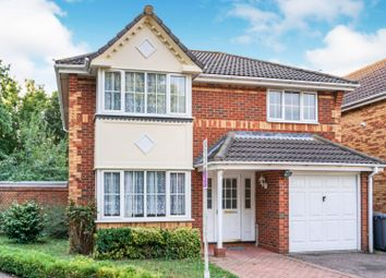 4 bed detached house for sale in Woodrush Road, Purdis Farm, Ipswich IP3