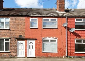 Thumbnail 2 bed terraced house for sale in Scarsdale Street, Bolsover, Chesterfield, Derbyshire