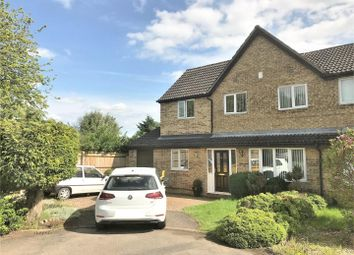 Thumbnail 4 bed semi-detached house for sale in Medina Gardens, Bicester