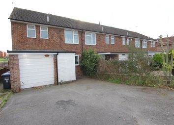Thumbnail 3 bed end terrace house to rent in Norman Road, Burgess Hill