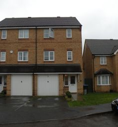 Thumbnail 3 bed semi-detached house to rent in Mulberry Mead, Hatfield, Hertfordshire