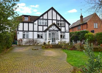 Thumbnail 4 bed detached house for sale in Hillfield Road, Chalfont St Peter, Buckinghamshire