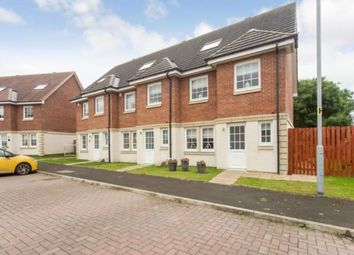 Thumbnail 4 bedroom terraced house for sale in Bell Quadrant, Carfin, Motherwell, North Lanarkshire