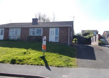 Thumbnail 2 bed bungalow for sale in Alder Drive, Minsterley, Shrewsbury