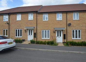 Thumbnail 2 bedroom property to rent in Fletcher Way, Gunthorpe, Peterborough