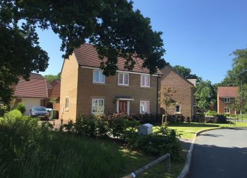 Thumbnail 3 bed detached house to rent in Rothschild Drive, Sarisbury Green, Southampton